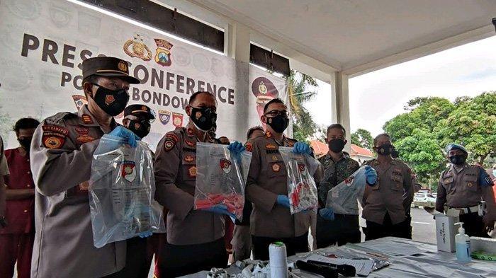 Peracik Mercon di Bondowoso Terancam Hukuman Mati, Direncanakan Dijual di Malam Lebaran