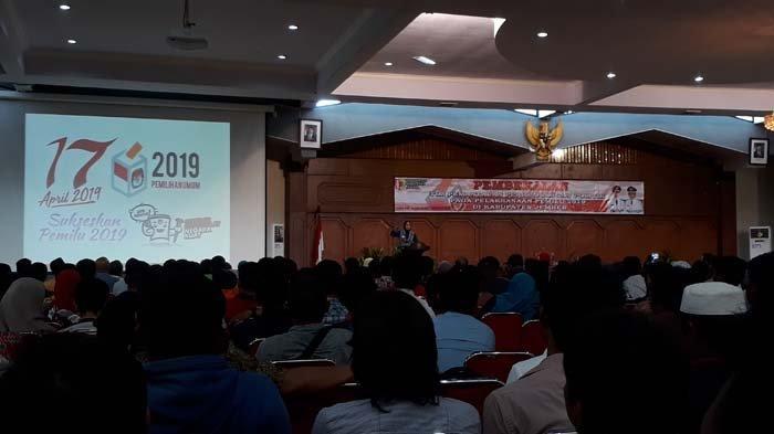 Sebanyak 840 Orang Bakal Pantau Pelaksanaan Pemilu 2019 di Jember