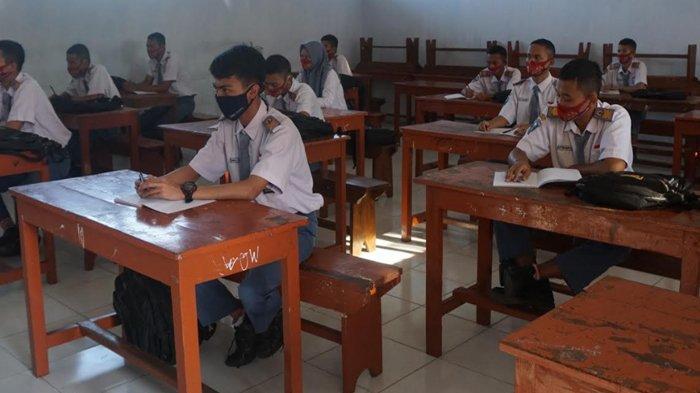 Dindik Ponorogo Sudah Minta Izin ke Bupati Untuk Lakukan Pembelajaran Tatap Muka di SD dan SMP