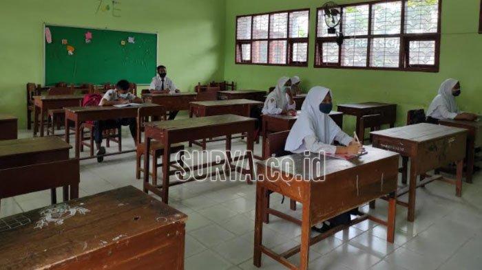Satu SMP di Kabupaten Ponorogo Belum Laksanakan Pembelajaran Tatap Muka, Ini Sebabnya