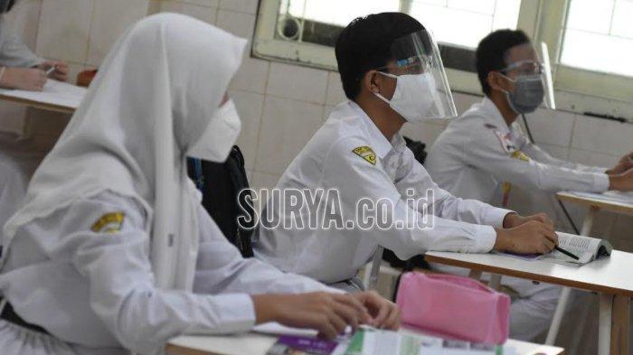 Sejumlah Sekolah di Kabupaten Madiun Mulai Gelar Pembelajaran Tatap Muka