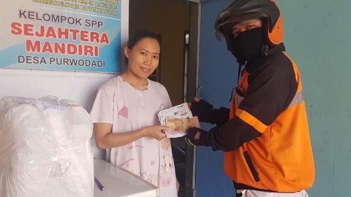 Disambut Antusias Warga di Pedesaan, Transaksi Lumbung Pangan lewat BUMDes Tembus 1.567 Pengiriman