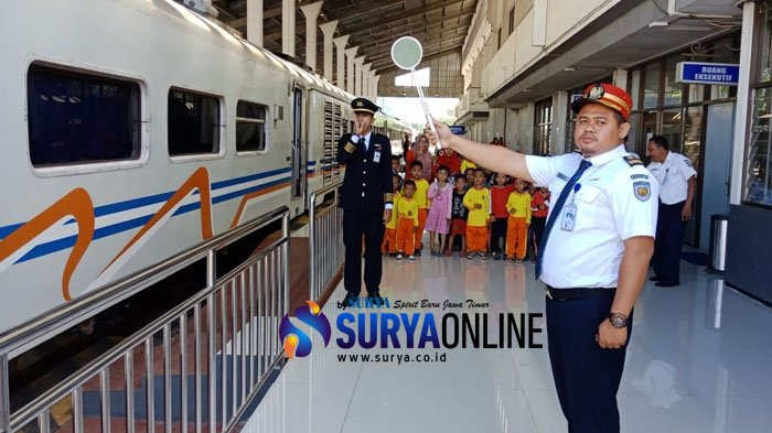 Traveling Rombongan Naik Kereta Api, Manfaatkan Tiket Promo dari PT KAI