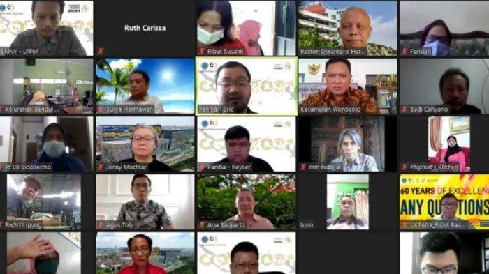 Ratusan Mahasiswa UK Petra akan Lakukan Pengabdian Masyarakat di 6 RW di Kecamatan Wonocolo Surabaya
