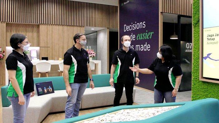 Lewat Inovasi 'Customer Contact Centre', Manulife Mampu Dongkrak Indeks Kepuasan Nasabah