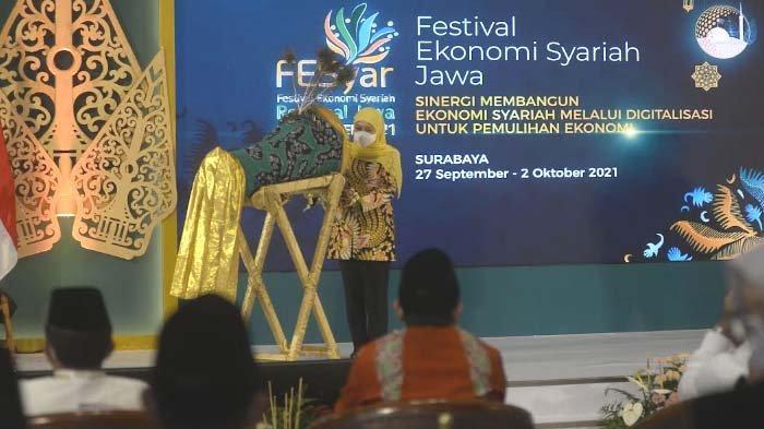 FESyar 2021 Regional Jawa Resmi Dimulai, Diyakini Dorong Peningkatan Keuangan Syariah