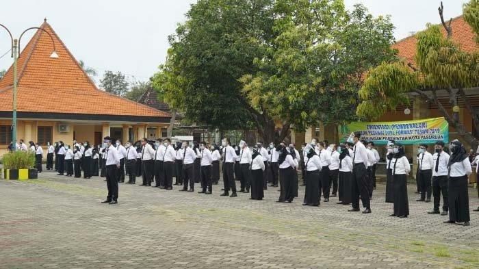 Pesan Gus Ipul saat Pembukaan Orientasi Pembekalan CPNS Kota Pasuruan