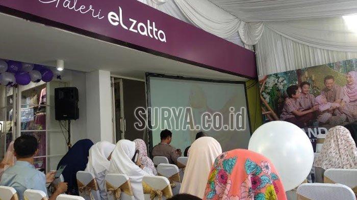 Brand Lokal Busana Muslim Elzatta Buka Toko ke 157 di Gayungan Surabaya