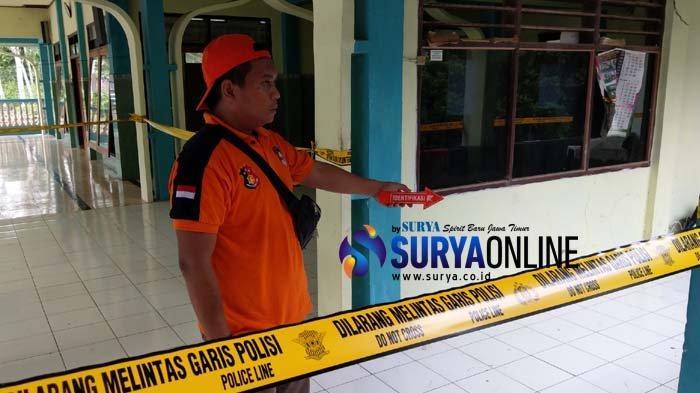 ODGJ Bunuh ODGJ di Pelataran Masjid Pondok di Trenggalek