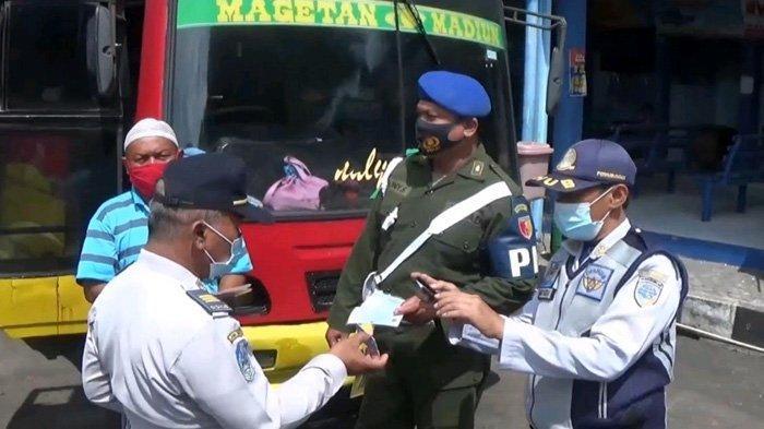 Daftar 78 PO Bus Khusus Mudik Beredar Liar di Magetan, Dishub Ternyata Belum Tahu