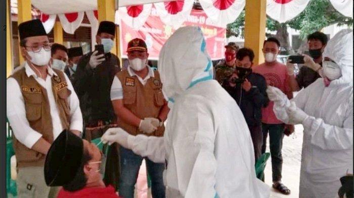 Bangkalan bak Mengejar Covid-19, Semua Warga Sakit di Desa-Desa di Dua Kecamatan Mulai Didata