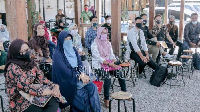 Pemulihan Ekonomi Saat Pandemi Covid-19, UMKM di Kota Kediri Belajar Bikin Video Promosi