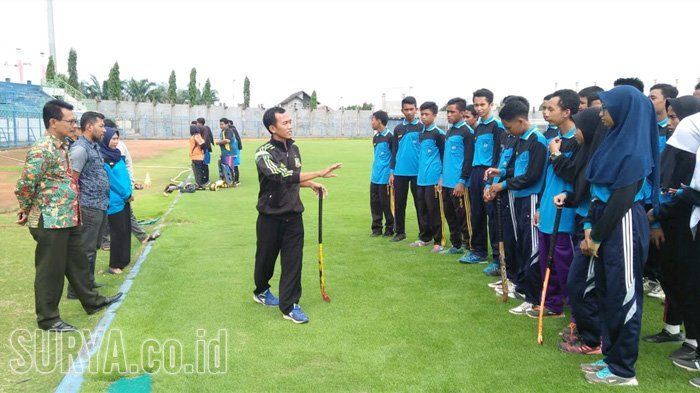 Sekolah di Bangkalan Madura Didorong Ajarkan Olahraga Hoki