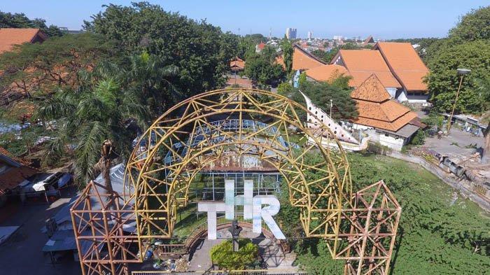 Pemkot Surabaya Sulap Kawasan THR dan Taman Remaja Jadi Pusat Seni, Perdagangan dan Sosial Budaya