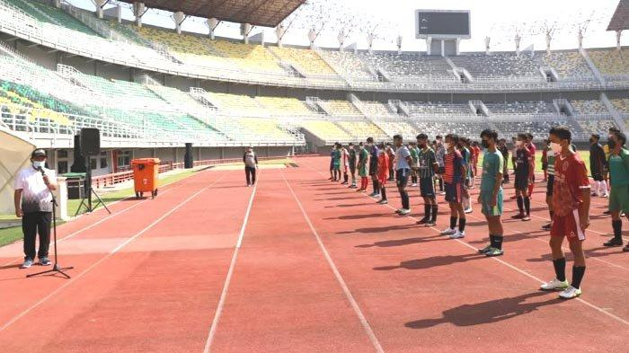 Gandeng Coach Hanafing, Pemkot Surabaya Gelar Seleksi Diklat Sepak Bola, Diikuti 523 Remaja