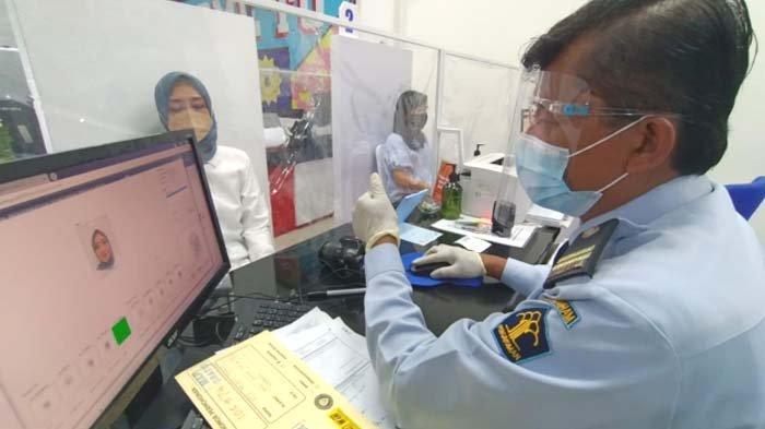 Pandemi Melandai, Maaf bikin Paspor masih Dibatasi Maksimal 20 Pemohon Per Hari