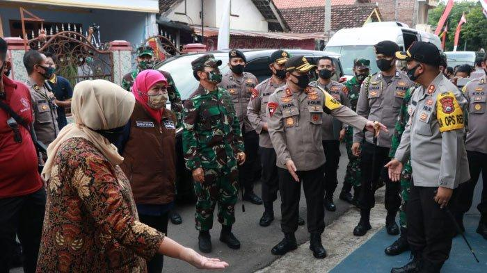 Gubernur Cek Kampung Tangguh Semeru Digital di Desa Bolorejo Tulungagung