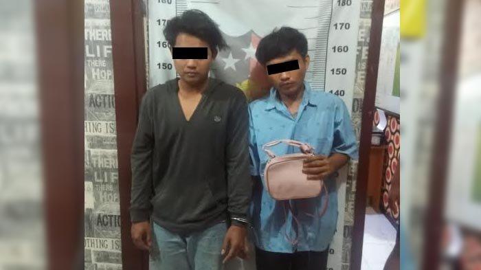 Dua Jambret Asal Surabaya jadi Samsak Hidup di Gresik, Begini Kronologinya