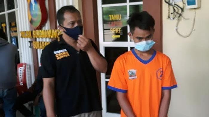 Pemuda di Surabaya Diupah Rp 600 Ribu untuk Temani Pamannya Curi Motor, Tugasnya Mengawasi