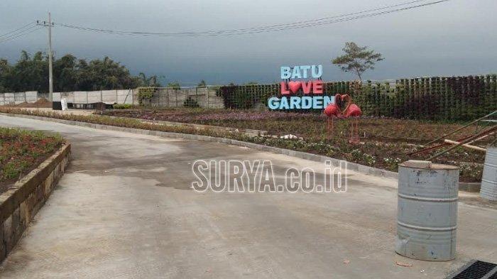 Batu Love Garden di Desa Bumiaji Kota Batu, Lokasi Wisata Baru yang Segera Hadir