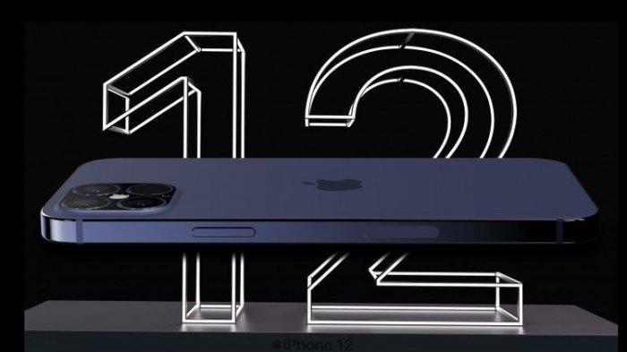 Penampakan iPhone 12 rilis bulan Juli 2020