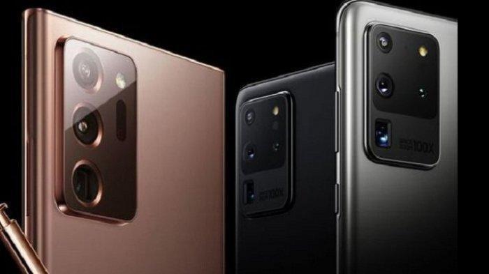 Update Harga Samsung Hari ini 9 Juli 2020: Diskon Seri A71 dan A80, Jadwal Rilis Galaxy Note 20
