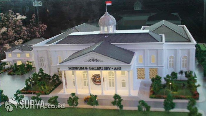 Diharapkan Pembangunan Museum dan Galeri Seni SBY-ANI Yudhoyono Naikkan Potensi Wisata di Pacitan