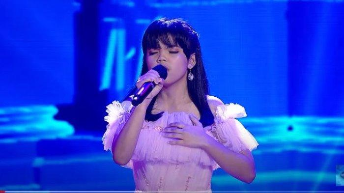 VIDEO Penampilan Kirana Putri Indonesian Idol 2021, Panggung Spektakuler Show 4 Mendadak Ambyar