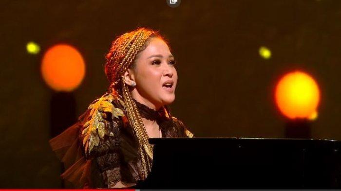 Sikap Maia Estianty saat Bertemu Ahmad Dhani dan Mulan Jameela di Indonesian Idol 2021, Tak Terduga