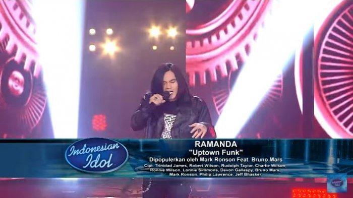 HASIL Spektakuler Show 3 Indonesian Idol 2021: Ramanda Pulang, Penampilan 2 Kontestan ini Pecah