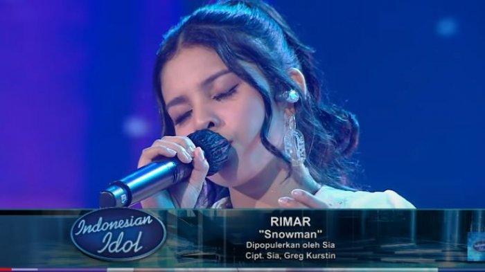 Tak Hanya Teknik Vokal, Ternyata Ini Rahasia Rimar Callista Indonesian Idol 2021 Masuk Grand Final