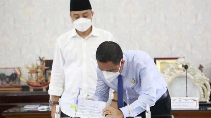 Gandeng Kejari Tanjung Perak, Pemkot Surabaya kian Masif upaya Selamatkan Aset