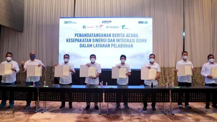 Beberapa Alasan Serikat Pekerja Dukung Penuh Integrasi Pelindo