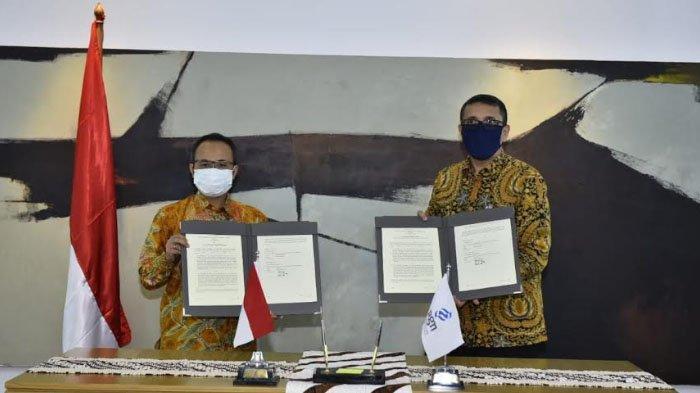 PGN dan Pertamina EP Tanda Tangani Surat Perjanjian Penyesuaian Harga Gas Bumi Hulu