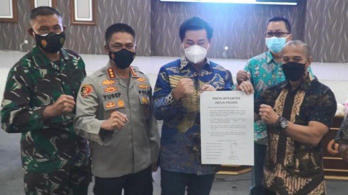 RHU di Kota Surabaya Siap Dibuka, Polisi Ingatkan Protokol Kesehatan Ketat