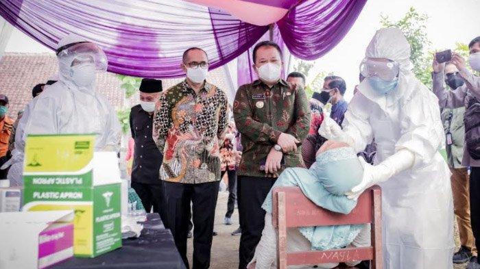 Uji Coba Penerapan PPKM Level 3, Pemkab Jember Tangani Masalah Kesehatan dan Hidupkan Ekonomi Lokal