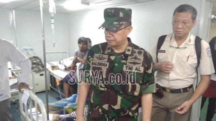 Bed Hampir Penuh, RS Lapangan Indrapura Surabaya Akan Prioritaskan Pasien dengan Komorbid