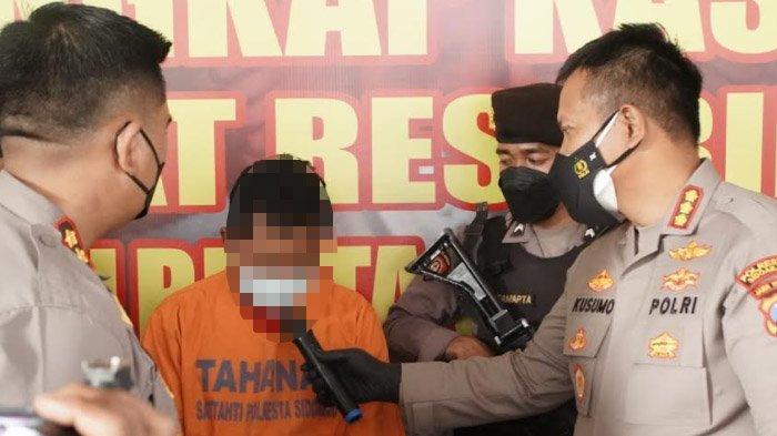 Pernah Dipenjara, Predator Anak Sidoarjo Berulah Lagi; Lecehkan Bocah 9 Tahun di Atas Motor