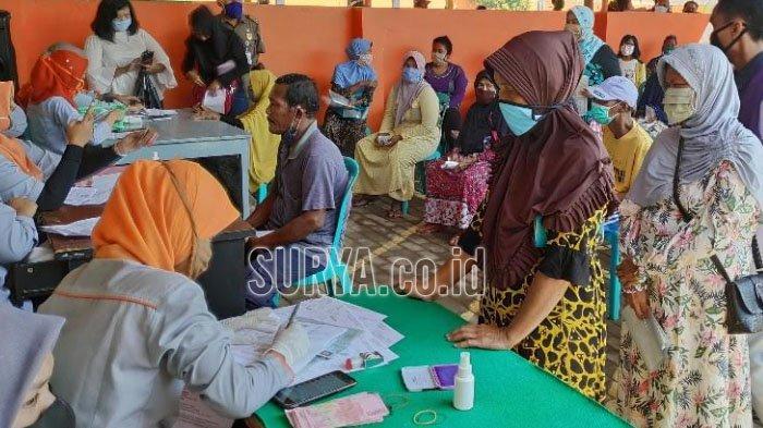 2.130 Bantuan Sosial Tunai Kemensos Tahap Tiga di Kabupaten Tuban Belum Dicairkan
