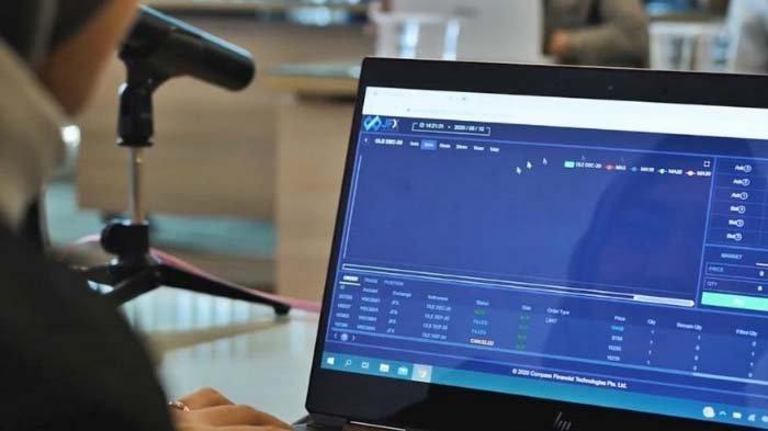 Pencapaian Volume Transaksi JFX Kuartal Pertama Tahun 2021