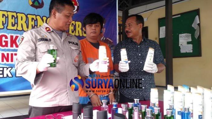 Toko Online Pria Bangkalan Ini Ternyata Hasil Mencuri di Minimarket, Akhirnya Tertangkap di Sidoarjo