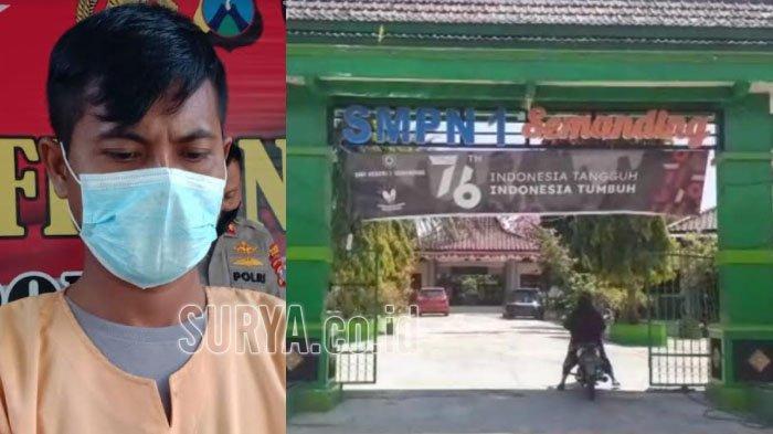 Pencurian 149 Tablet di SMPN 1 Semanding Kabupaten Tuban, Pelaku Tunggu Sosok Ini Tidur