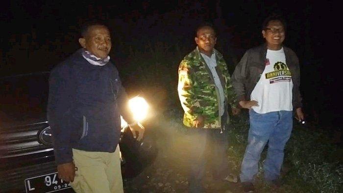 Polhut Blitar Tercengang, Lokasi Pencurian Delapan Pohon Jati Sangat Ekstrem