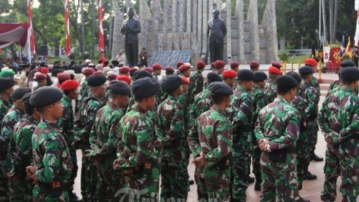 Peluang Lolos Jadi Pasukan Komcad 1:4 serta Keuntungan yang Didapat, Seragam dan Sanksi Militer