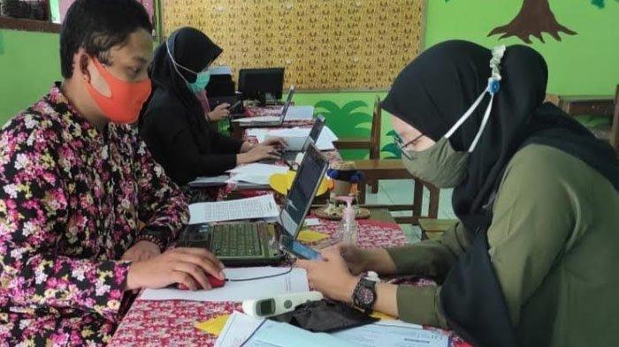 25 SD di Kota Blitar Tak Penuhi Pagu Rombongan Belajar, begini Kebijakan Dinas Pendidikan