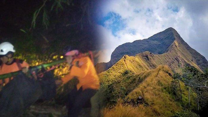 Fakta Gunung Piramid Bondowoso Tempat Arik Multazam Jatuh dan Tewas: Indah, Hindari Jalur Maut Ini!