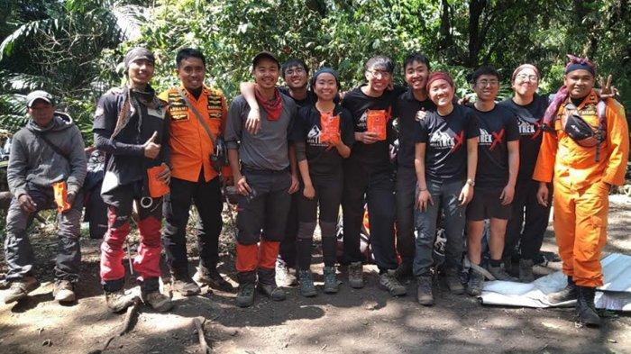 13 Pendaki Gunung Raung yang Terjebak Kebakaran Hutan Berhasil Dievakuasi