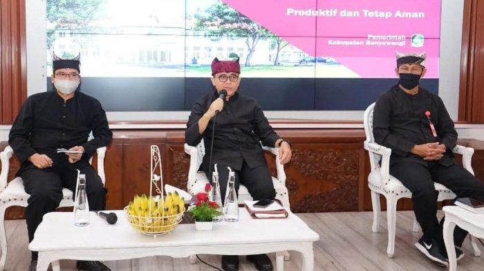 Bupati Anas Minta Pendamping Desa Optimalkan Program Smart Kampung di Kabupaten Banyuwangi