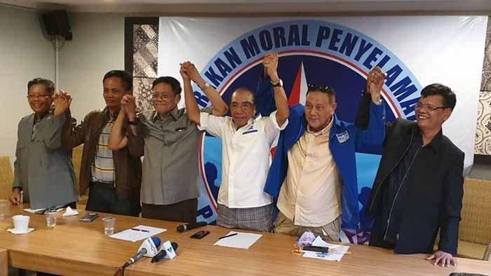 Pendiri Demokrat Desak SBY Mundur dari Ketum karena Perolehan Suara di Pemilu 2019 Anjlok