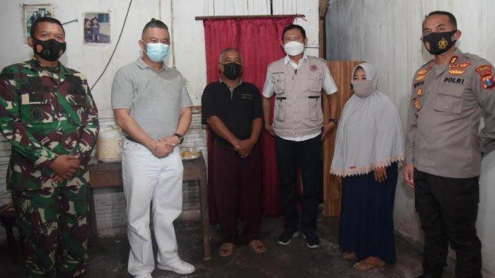Bantuan 30.000 Ton Beras dan Masker untuk Warga Terdampak Covid-19 di Kabupaten Lamongan